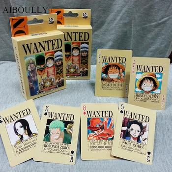 Baraja de Poker de recompensas One Piece Merchandising de One Piece
