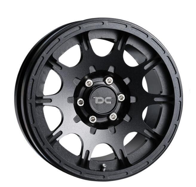 Free Shipping 2PCS 1.9 1/10 Scale RC Crawler Car Wheels Metal Beadlock Wheel Hubs Diameter 53mm free shipping 2pcs 1 9 nv version 1 10 scale rc crawler wheels metal beadlock wheel hubs diameter 62mm