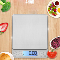 Digital Kitchen Scale 1 KG Multifunction Mini Food Snacks Liquids Baking Electric Jewelry Scales With LCD Display Free Shipping