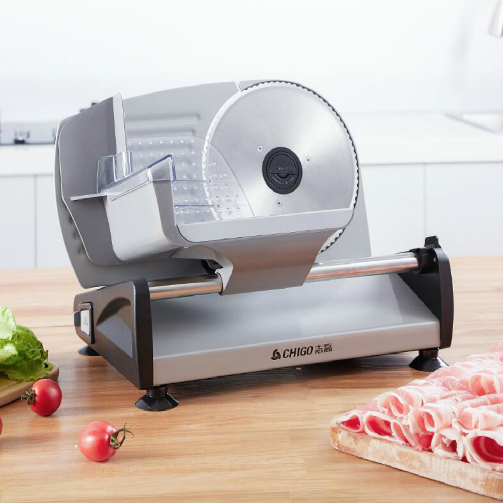 Household and commercial Fruit and vegetable slicer Electric bread slicer Lamb roll Beef slicer manual food processor