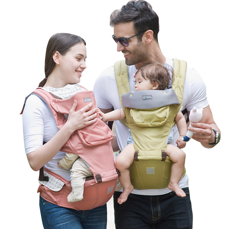 Backpack Carriers Baby Carriers Baby Comfortable Infant Backpack Breathable Waist Stool Baby Belt Sling Infant Backpack Carriers backpacks carriers baby infant breathable backpack baby carriers baby belt sling backpack comfortable infant pouch wrap carriers