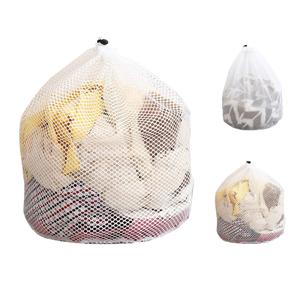 Mesh Laundry Bags Delicates Travel Storage Organize Bag Blouse Bra Stocking Underwear Clothing Washing Pouch