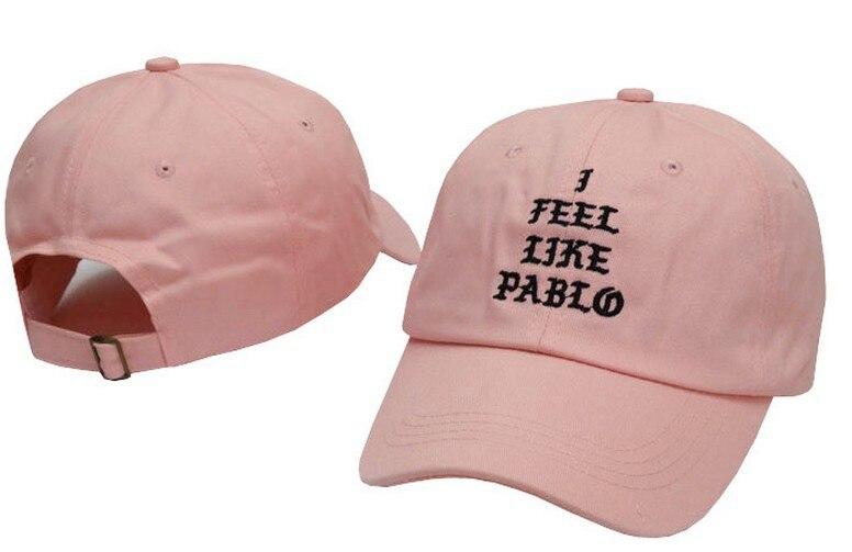516884b5a77 2017 New Fashion Golf Swag Cap Pray Palace Cap Sun Hat Women Men Gosha Cap  Paul I Feel Like Pablo Kobe Lebro Baseball Cap Hat-in Baseball Caps from  Apparel ...