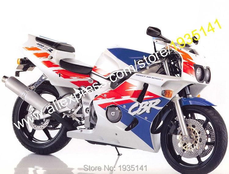Горячие продаж,обтекатель комплект для Honda CBR400RR NC29 90-98 ЦБ РФ 1990-1998 ЦБ РФ 400RR Спорт мотоцикл Обтекатели гонки обтекатели для мотоцикла