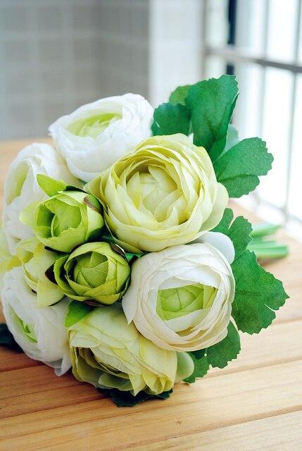 White green peony wedding flower bouquet small beam bride holding white green peony wedding flower bouquet small beam bride holding flowers mightylinksfo