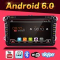 New Quad Core VW Android 4.4 Car DVD GPS VW GOLF 5 6 POLO JETTA TOURAN EOS PASSAT CC TIGUAN SHARAN SCIROCCO Caddy
