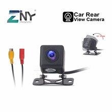 Универсальная автомобильная резервная камера парковочная камера заднего вида водостойкая ночного видения 170 градусов широкий вид 600 ТВ линии