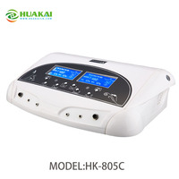 Huakai Ion Blood Circulation Machine Ionic Cleanse Detox Foot Spa Massage Machine