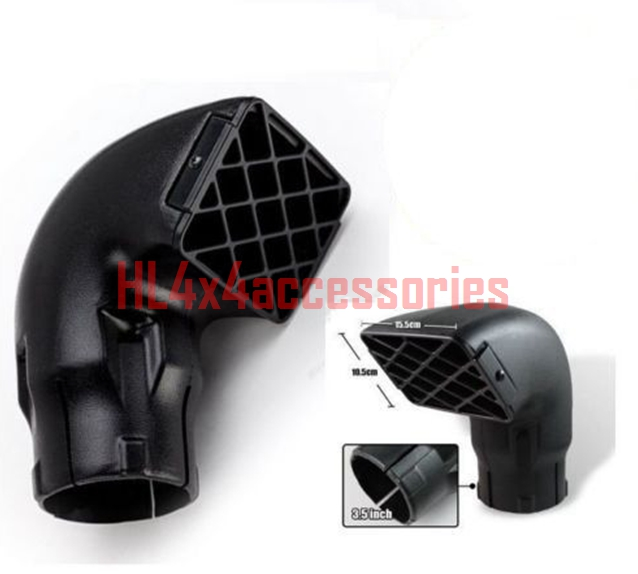 Acheter Toutes les marques rechange snorkel ram 4x4 Tuba Tête Air Ram Head 3.5