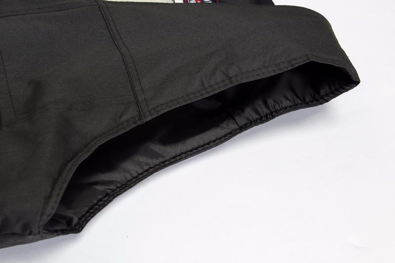 Man Elegant Herringbone Vest Elderly Men\'s Black Gilet Thicken Warm Fleece Vests Male Slim Fit Waistvest Sleeveless Coat XL 2XL (7)