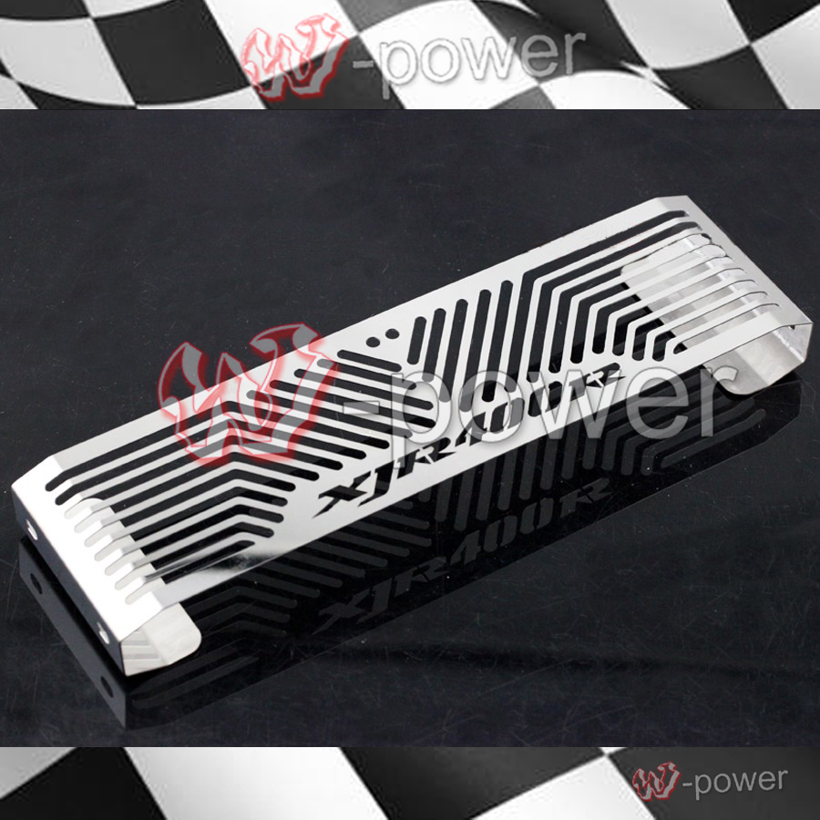 ФОТО For YAMAHA XJR 400 XJR400 1993-2008 Motorcycle Radiator Grille Guard Cover Protection Fuel Tank Protection Net