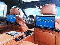 10,1 дюймов ips 1280*800 сенсорный экран 1 ГБ 8 ГБ Автомобильный android 8,0 подголовник монитор 1 шт. с wifi 3g 4G 2 sim карты Bluetooth USB TF sp