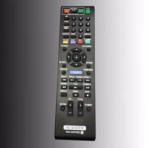 Image 1 - ใหม่สำหรับSONY AV SystemรีโมทคอนโทรลRM ADP053 สำหรับDVD Home Theater Blu Ray Disc BDV E470 BDV E570 BDV E77
