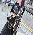 2016 твердые шарф камуфляж печать женщин высокое качество женщина шарф мода шарф 100 * 180 см