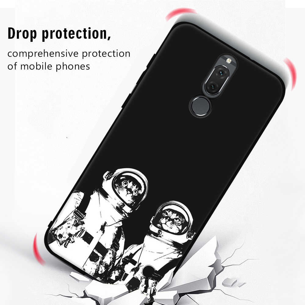 Patterned Cases For Huawei Mate 10 P10 Lite P20 Pro Case Mate 10 Pro P8 P9 Lite 2017 Y9 2018 Nova 2i For Honor 8 9 Lite TPU Case