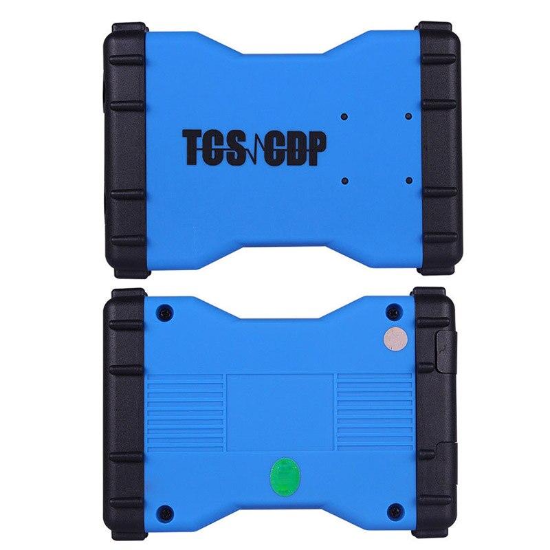 TCS CDP PRO 2015 R3/2015 R1 OBD OBD2 Diagnostic 3 en 1 Bluetooth/sans Scanner de voitures Bluetooth M8617