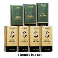 Zhangguang 101 Hair Follicle Nourishing Tonic 4 bottles + Hair Regain Tonic 3 bottles, 7 pieces in a lot Hair Regrowth sets