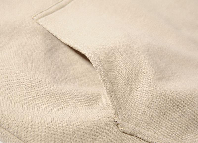Zipper Sleeve Hoodies 11