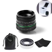 New green circle 35mm APS-C CCTV camera lens For Nikon1:V1,J1,V2,J2 with C-N1 adapte ring + bag +gift + big box free shipping