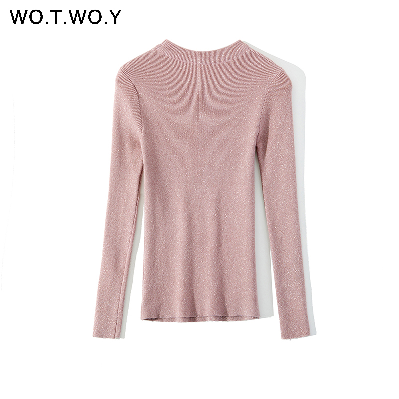 Basic Sweaters Women