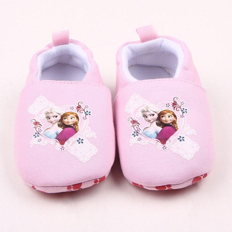 Baby Mädchen Rosa Schuhe für Jungen Wanderer Winter Warme Krippe - Babyschuhe - Foto 2