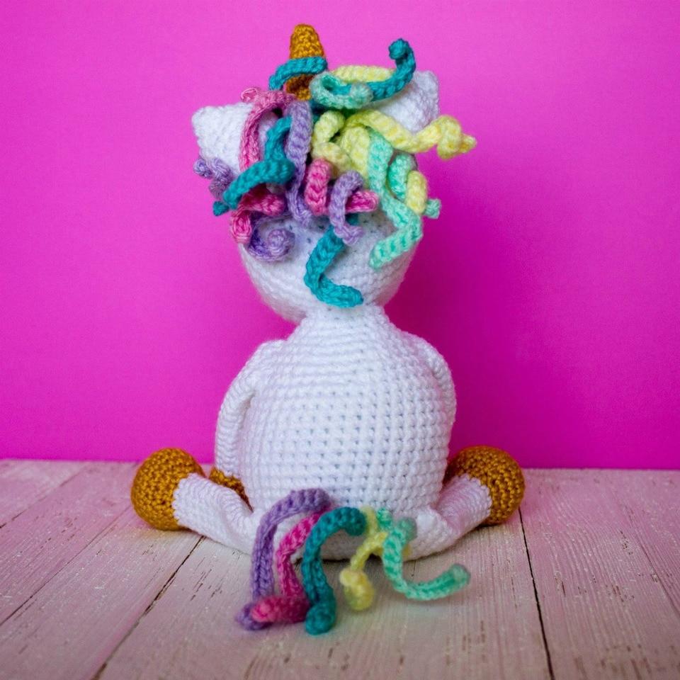 Crochet Unicorn Mermaid Amigurumi - Free Pattern | Mermaid crochet pattern, Crochet  unicorn, Crochet unicorn pattern | 960x960