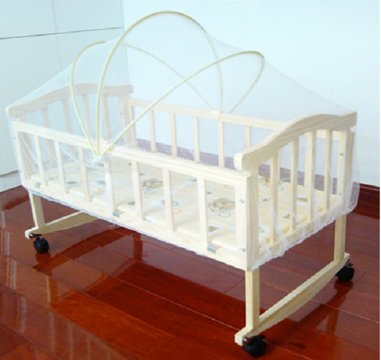 kingtoy Infant Bed wood  Baby Cribs (0-2years old) original baby delight snuggle nest infant safety isolation bed infant baby cribs infant bed infant baby sleeping bed music bed