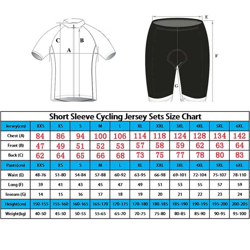2019 Summer collection Cycling jersey Men short sleeve riding bike clothing tops Maillot de ciclismo de verano multi color in Cycling Sets from Sports Entertainment