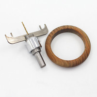 Carbide Router Bit Bracelet Milling Cutters For Wood DIY Wooden Beads Drill Fresas Para Router Madera Fresa CNC