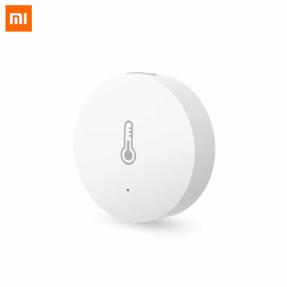 Original Xiaomi Mi Smart Temperature and Humidity Sensor Put the baby Home office Work With Android IOS APP