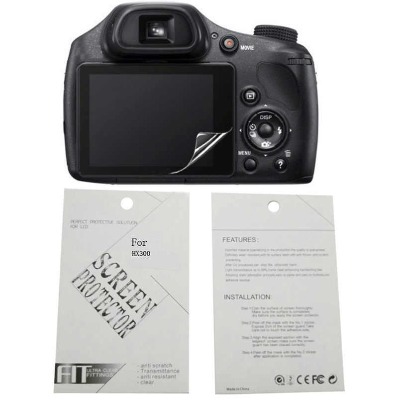 2 個の新ソフトカメラ画面保護フィルムソニー HX9V HX100V HX200V DSC-H400 HX60 HX90V HX300 HX350 RX1R II RX100M3