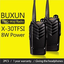 (2 шт.) KSUN X-30TFSI двухстороннее радио Портативный Рация UHF 400-470 МГц Радиолюбителей buxun x30 Walkie Talkie