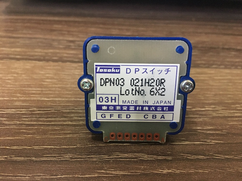 03H Rotary switches band switch TOSOKU DPN03 021h20r CNC panel knob switch цена