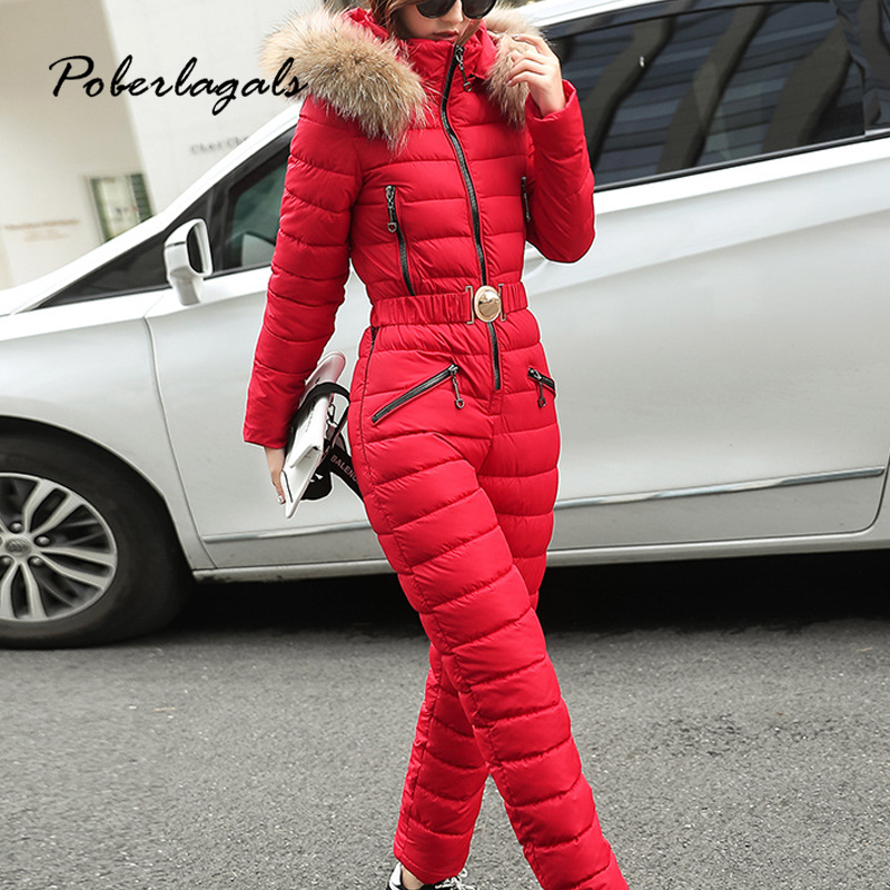 Winter jacket   parkas   2019 autumn Women Korean cotton-padded jackets coat women's jacket fashion hooded coats suits Jumpsuit