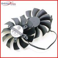 Frete grátis pla09215b12h 12 v 0.55a 86mm 4pin para evga gtx1050ti gtx1070 gtx1080 placa gráfica ventilador de refrigeração