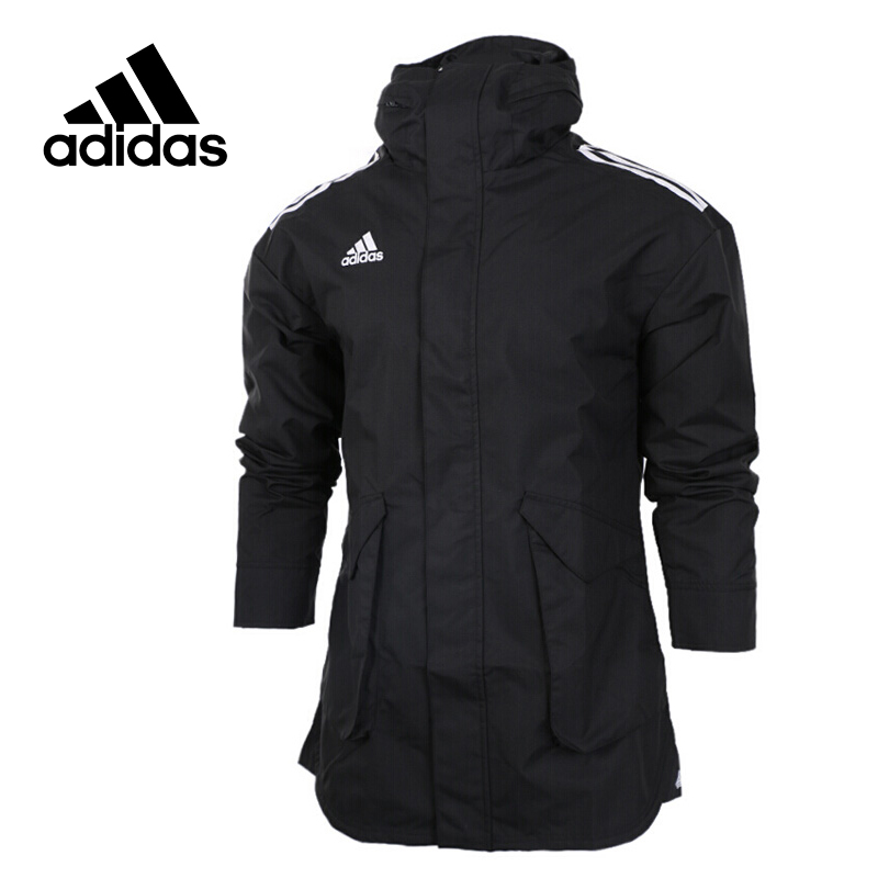 все цены на Original New Arrival Official Adidas Tanf Allw L Jkt Men's Jacket Woven Hooded Sportswear