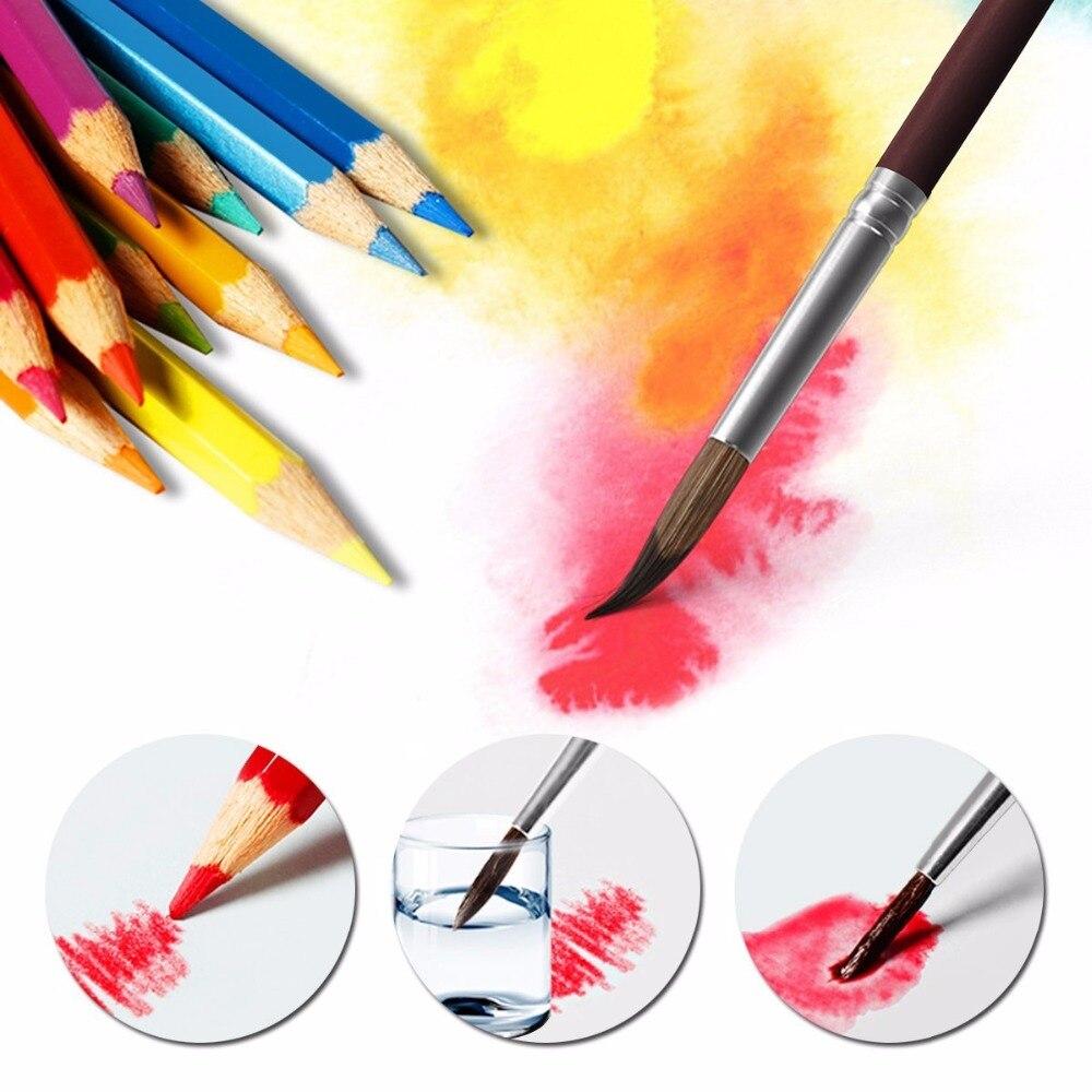 48 pack watercolor pencilswatercolor pencil art setwatercolor drawing art 3mm core48 count 6520 on aliexpress com alibaba group