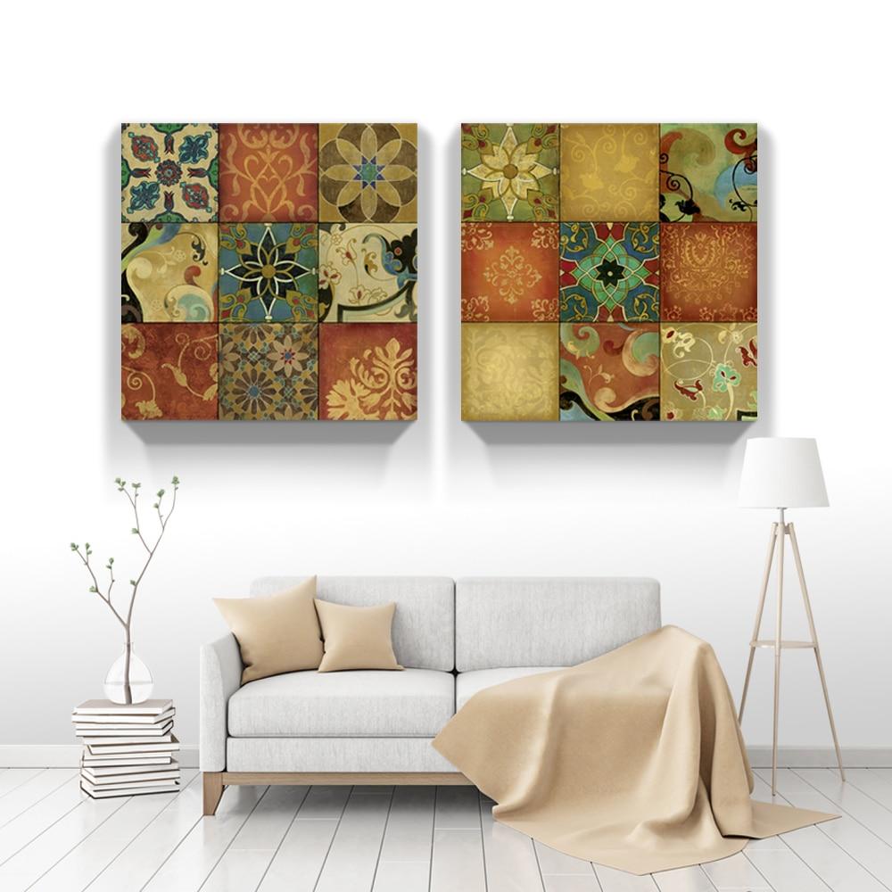 Aliexpresscom  Buy 2017 canvas painting 2panels Painting