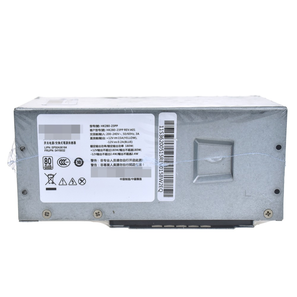 For Lenovo PA-2221-3 HK310-71PP PCG010 FSP210-20TGBAB  Power Supply 180W 10pinFor Lenovo PA-2221-3 HK310-71PP PCG010 FSP210-20TGBAB  Power Supply 180W 10pin