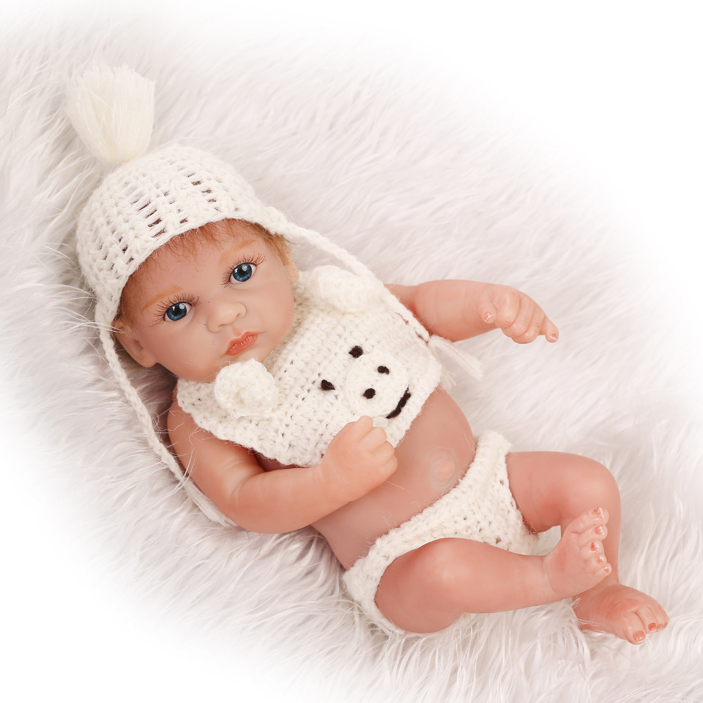 Soft body silicone reborn baby dolls toy lifelike newborn boy babies bebe doll bathe shower toy play house early education toySoft body silicone reborn baby dolls toy lifelike newborn boy babies bebe doll bathe shower toy play house early education toy