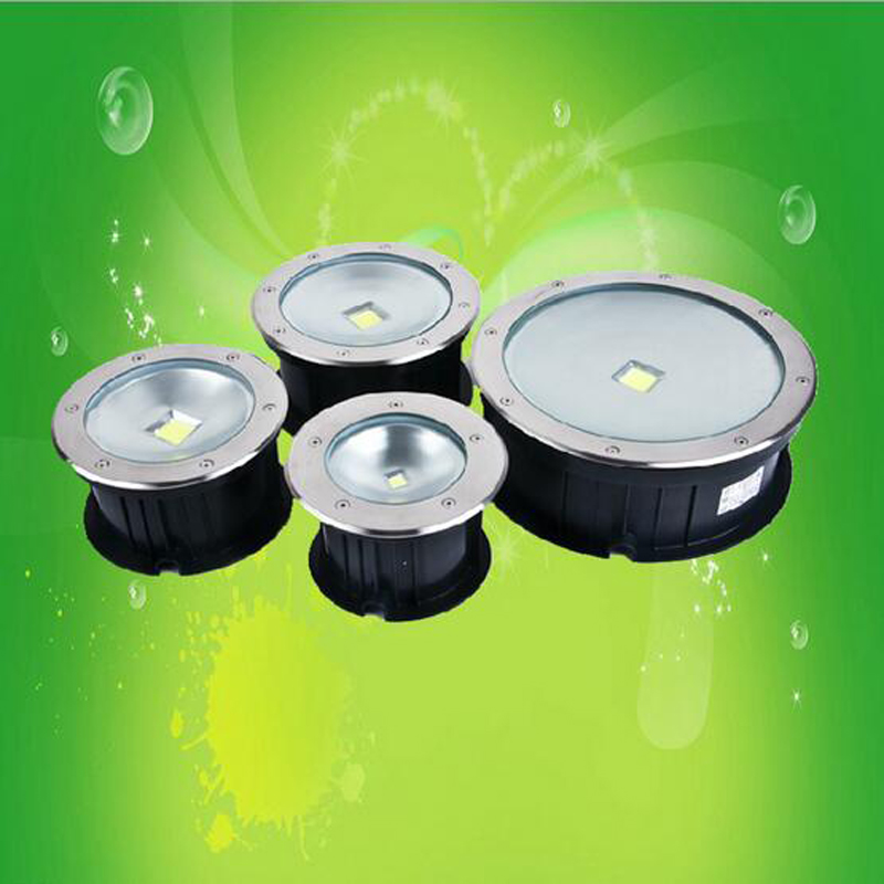ФОТО 5pcs/lot High quality Outdoor Lighting 20W COB LED underground light, buried led light Waterproof IP67 projecteur led exterieur