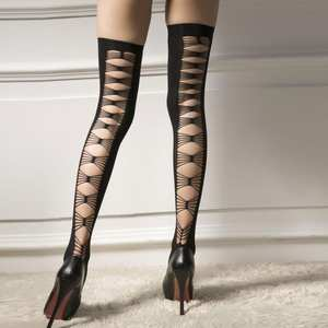Sexy Women Net Stockings High bas Sexy lingerie for women's Stockings sexy stockings female erotic stockings large sizes