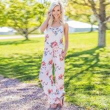 Super Comfy Floral Jumpsuit