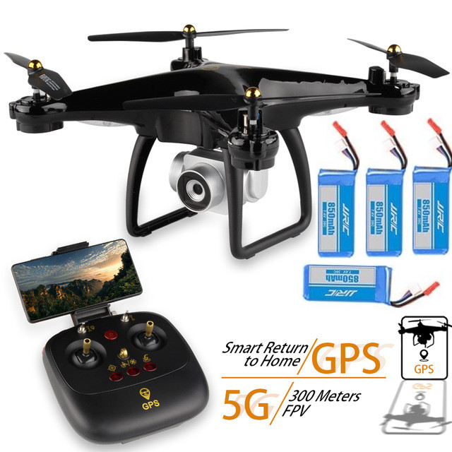 5G Wifi FPV GPS RC Drone 1080P HD Camera Rc Quadrocopter Helicopter Compass Auto Follow Attitude Hold 15Mins Life Time VS GW168