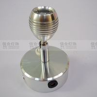 NO 01 Charge To Shoot The Light Without The Power Led Jewelry Lamp Jewelry Counter Wireless