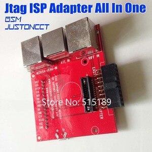 Image 3 - Najnowsza aktualizacja MOORC JTAG ISP Adapter wszystko w 1 dla RIFF łatwe JTAG PRO JTAG MEDUSA EMMC E MATE BOX ATF BOX