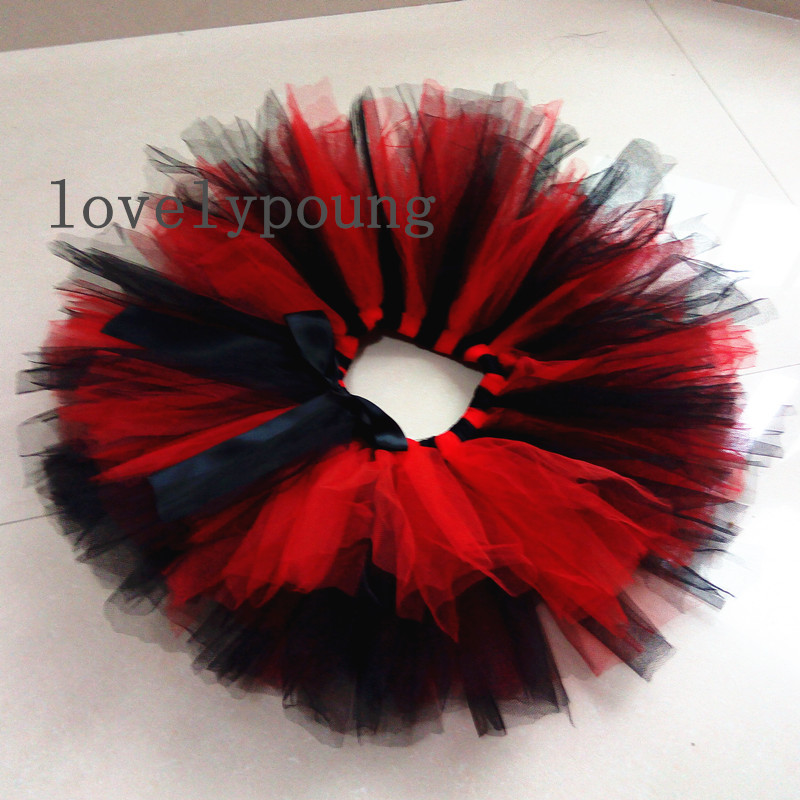 Dance Tutu Skirt Girls fluffy Ladybird beetle tutu skirts Ladybug Costumes Tutu Skirt girls tutu honey bee tutu Girls party