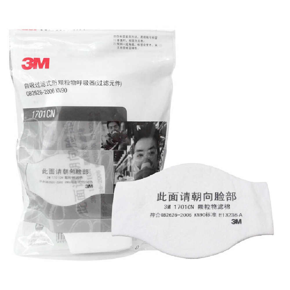 3m filtered face mask