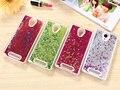 Мода Динамически Жидкостное Блеск Блестка Зыбучие Пески Звезды Телефон Обложка Case для Xiaomi Redmi 1 S 2 2 S Hongmi Redmi Note 1 2 3 Coque