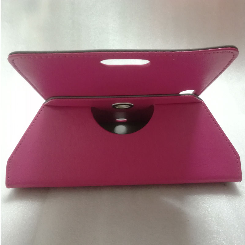 Myslc 360 Degree Rotating Cover for <font><b>BQ</b></font>-<font><b>7021</b></font> 7 Inch Tablet PU Leather Protective Case image